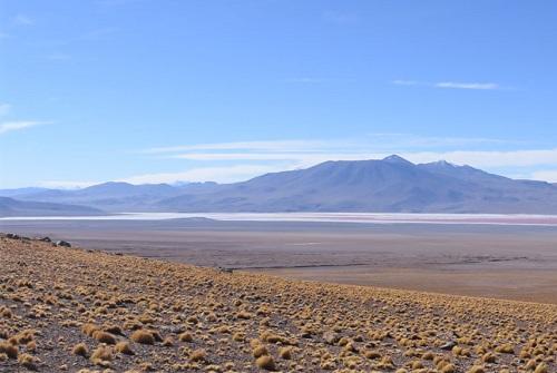 tolle Weitsicht in Bolivien