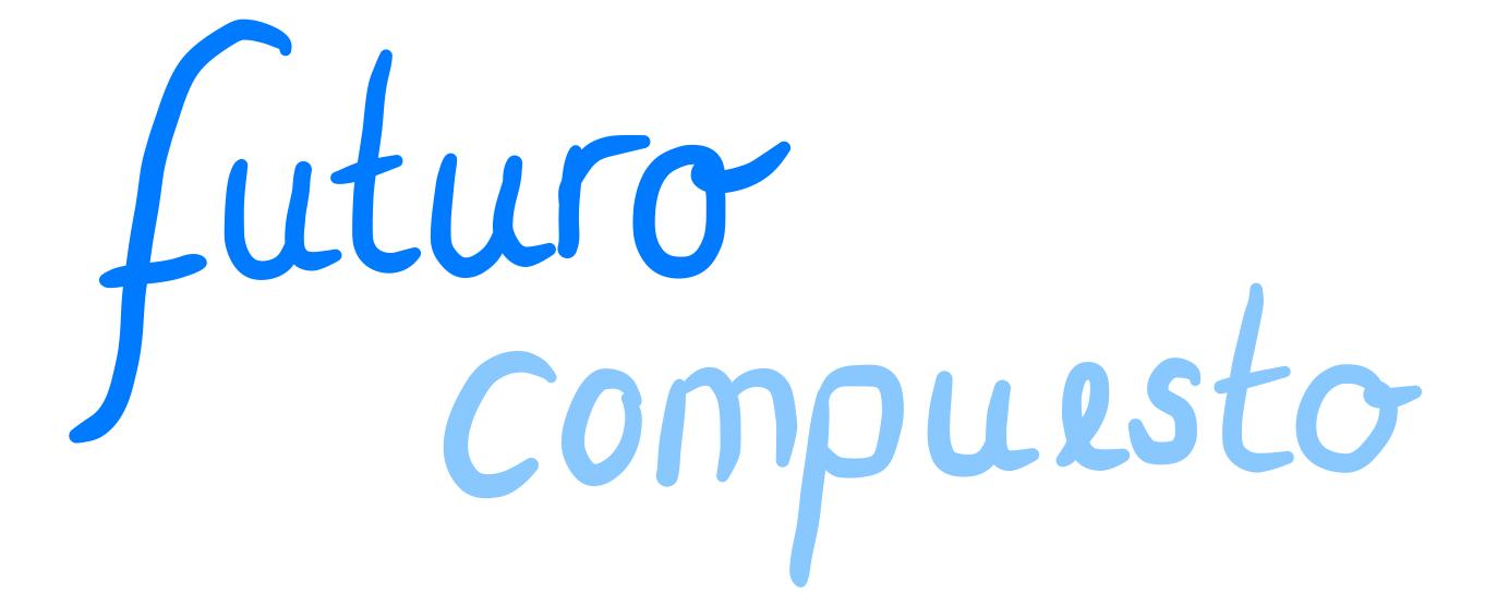 futuro compuesto Titel